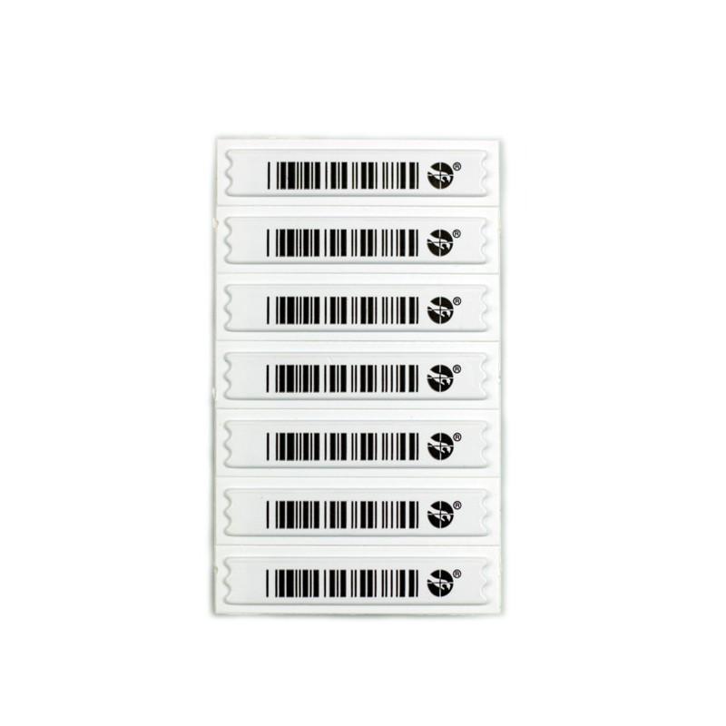 Sensormatic APX Labels AM 58 KHz Barcode ZLAXPS2 1.000 stuks