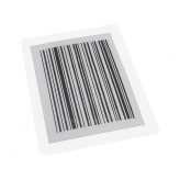 Soft Label RF 8,2 MHz met Barcode incl. slot